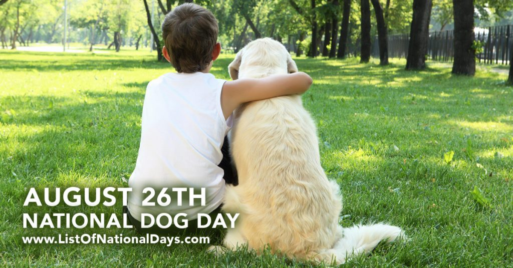 august-26-national-dog-day