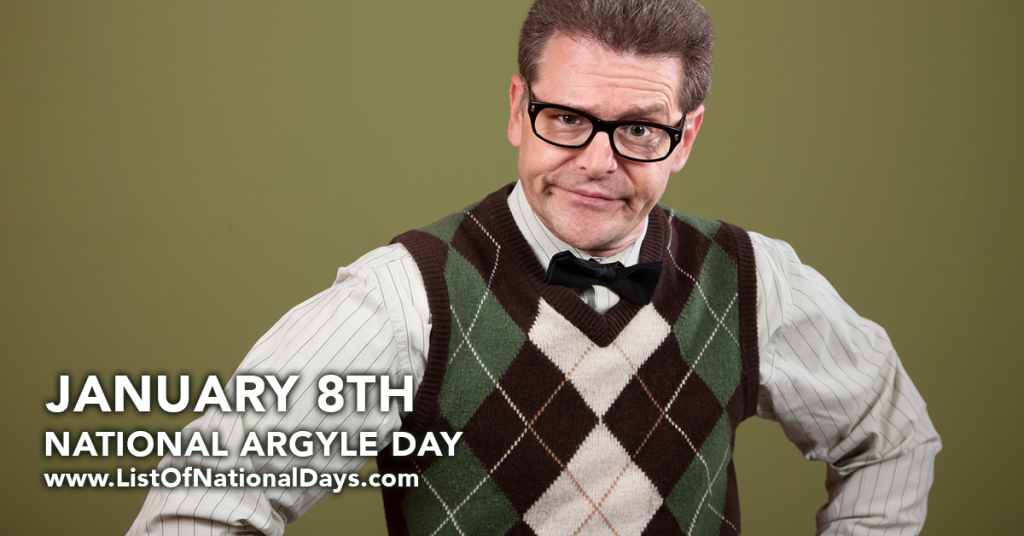 NATIONAL ARGYLE DAY