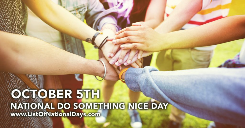 october-5-national-do-something-nice-day