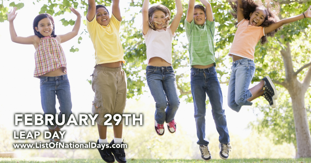 0229LEAP DAY