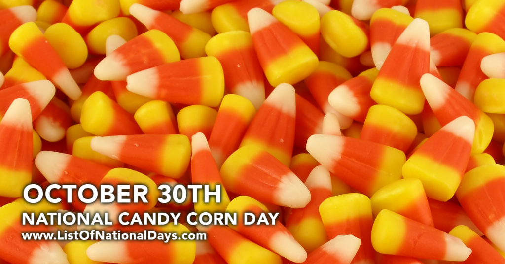 Candy Corn Day