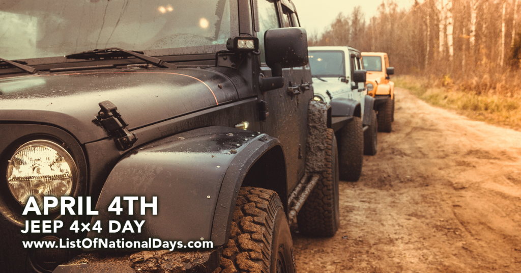 Jeep 4×4 Day