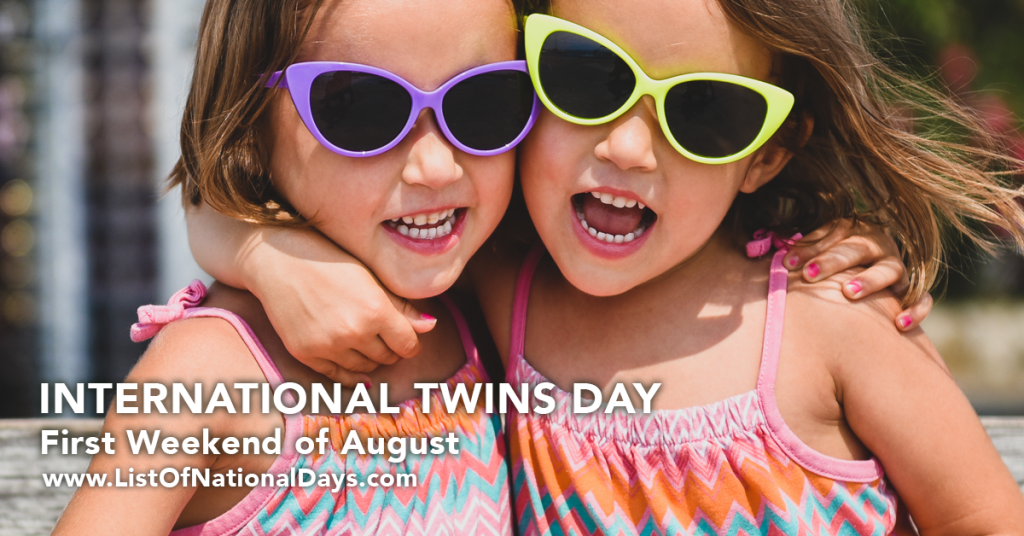 INTERNATIONAL TWINS DAY