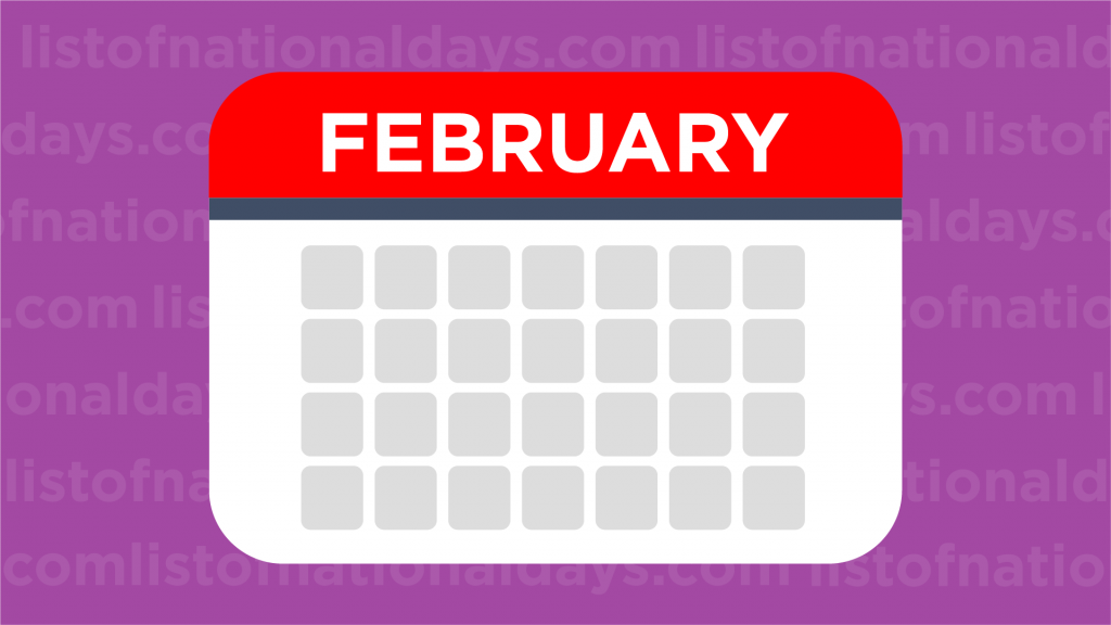February National Days