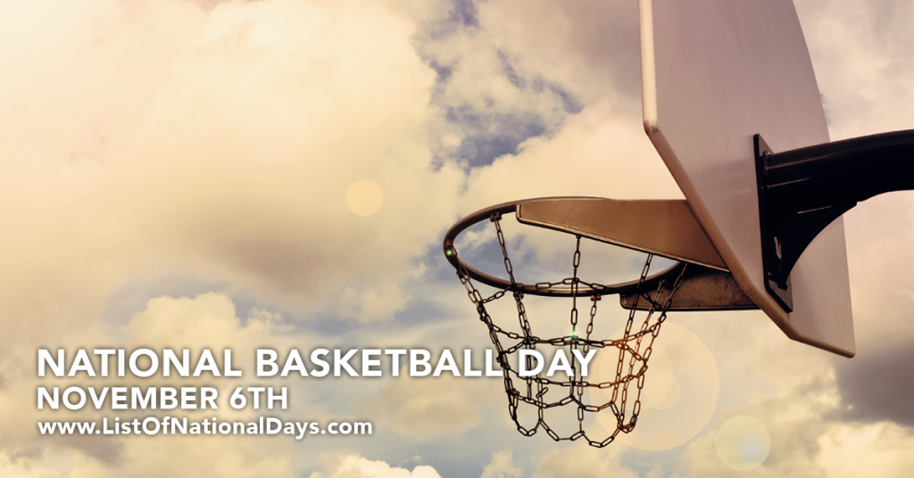 NATIONAL BASKETBALL DAY