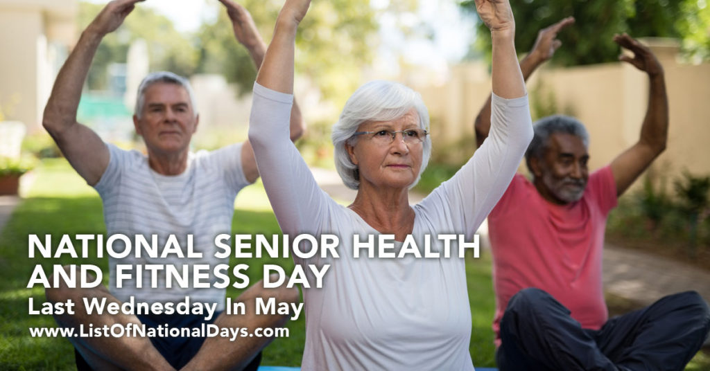 Senior citizens doing yoga.