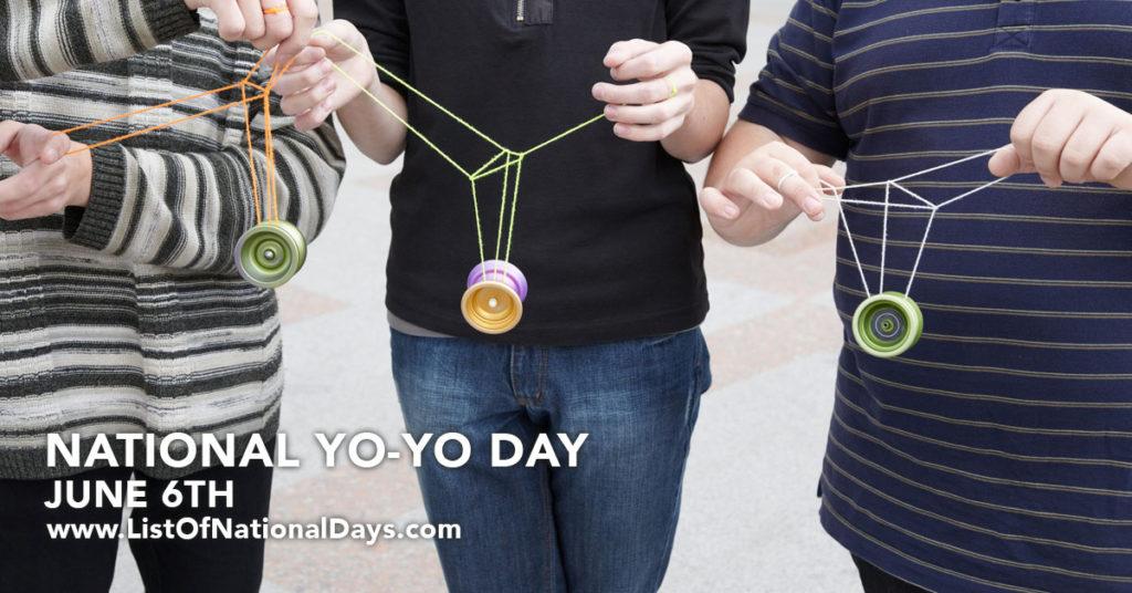 Kids doing tricks with Yo-Yo's