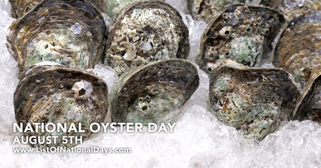 Oysters Chilling